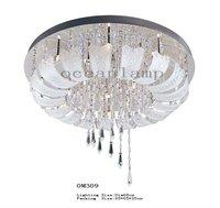 art deco   Crystal chandelier, Crystal ceiling lamp OM 309 Dia60cm