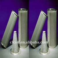 Sintered SS Pleated Filter Elements