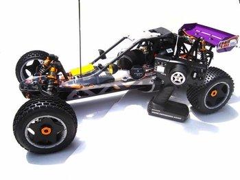 1/5 Scale 23cc Gas KM KSRC-001 Buggy Hpi Baja 5B comp