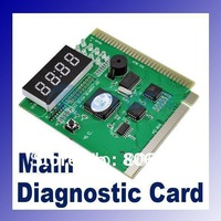Motherboard Display 4-Digit PC ISA PCI Diagnostic Card Analyzer Tester Dual POST Code B16 1111