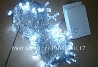 LED String  Lights White Color Christmas, 100 leds,10M
