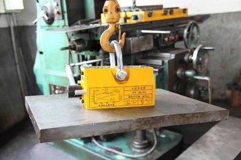 600kg Magnet Crane
