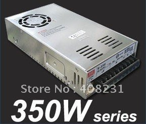 13.5V DC 25.8A 350W Regulated Switching Power Supply