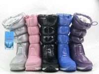 Free Shipping to USA High Boots Women's Snowjoggers Sakura Snow Boots Ladies