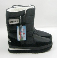 Free Shipping to USA Middle Boots Unisex Snowjoggers Sakura Snow Boots
