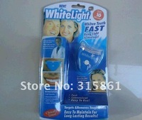 Free shipping 60pcs FWhitening Whitener Whitelight Kit Hot selling hiteLight Tooth Whitening System Ionic Teeth WhiteLigh