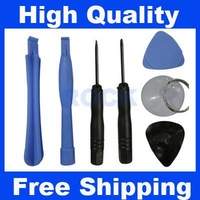 Free Shipping,50set (350pcs) REPAIR PRY KIT OPENING TOOLS FOR IPHONE 3G 3GS PSP IPOD