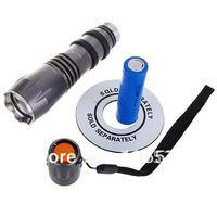 Светодиодный фонарик 7W 300LM CREE Q5 YM