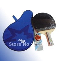 ping pong racket DHS x2007 handle Professional Table Tennis Racket freeshipping A61CAAD005