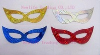 100pcs/lot Free Shipping Halloween Mask ,Masquerade Masks ,Vintage Rose MASK , Party Props ,party and estival