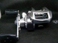Free Shipping,ABU Garcia ORRA SX-HS 7+1BB  Aluminium Frame Baitcasting fishing reel