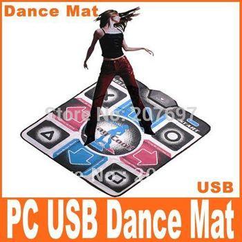 DDR Dance mat Pads Hot Sell! Non-Slip Dancing Step PC USB Dance Mat Mats Pads,Free Shipping, 3pcs/lot,Wholesale/Retail