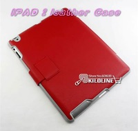 Leather Case For IPAD 2, For ipad 2 leather Case Pouch