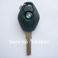 FOR BMW REPLACEMENT KEYLESS REMOTE KEY 434MHz COVERS TWO BUTTON BMW KEY SHELL WITH BLANKS TRANSPONDER COVERS