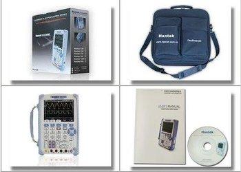 whosale HandHeld oscilloscope DSO8060 hantek handheld 5.7inch lcd 60MHz KM5126