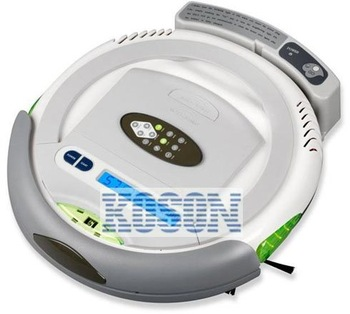 3 In 1 Multifunctional Robot Vacuum Cleaner (Auto Cleaning, Auto Sterilizing,Air Flavoring) KS2269