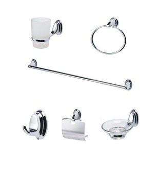 Economic range Special discount  bathroom accessories Six Pcs set Economic range most favourable price 280/6  Free shipping