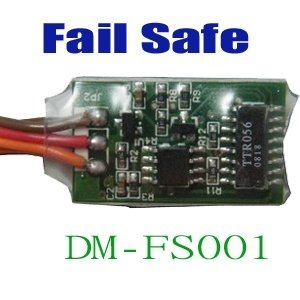 DOMAN RC DM-FS001 fail safe for rc truck(China (Mainland))
