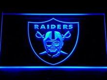 143-b Oakland Raiders Football Bar Beer Neon Light Sign(China (Mainland))
