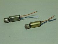Free shipping 500pcs  4mm x 8mm Vibration Pager Vibrating Vibrator Motor 4mm 8mm