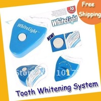 Free shipping--Tooth Oral Care Fast Whiten Teeth White Light Teeth Whitening Whitener System Teeth whitening