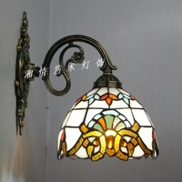 8 inches of zinc alloy wall Baroque wall aisle lamp mirror front lamps wall lamp