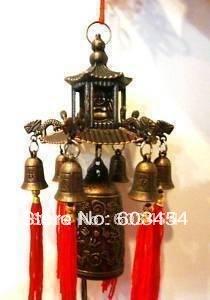 Handcraft la Vento-campana di rame del Buddha+ Gift /Cheap Free Shiping 1Pcs