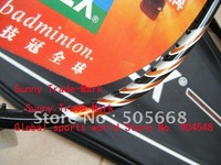 Wholesales Free shipping T joint Nanospeed 9900 badminton rackets 10 pecs/lot