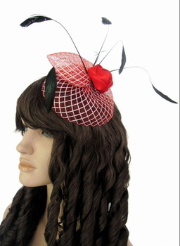 fascinators bases wholesale ,Feather and Flowers Mini Top Hat  LC70314 + Cheaper price + Free Shipping Cost + Fast Delivery