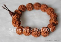 Free shipping,wooden prayer beads,wooden bangle,carve bracelet,nobleness bracelet,muslin prayer beads,sanders smell