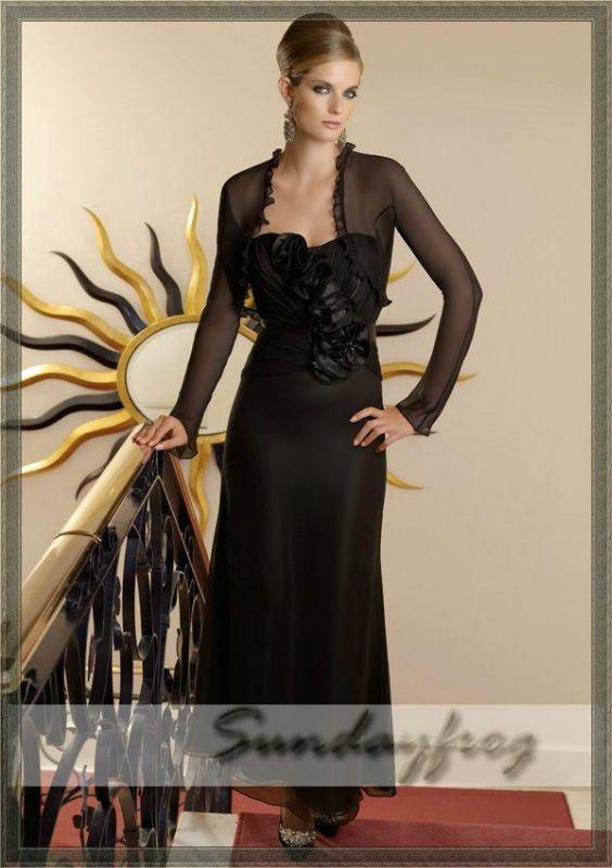 Evening dress bolero home - Dress buy usa