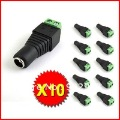 Free DHL Shipping female led strip connector Adapter 200pcs/lot