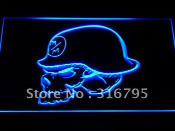b446-b Metal Mulisha Neon Light Sign