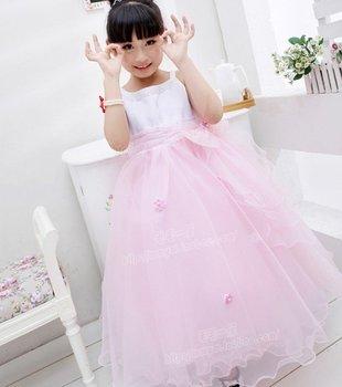 Fashion childrens dress/Girl Skirt princess dress,pricess baby dress