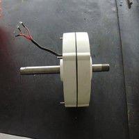 200W AC output 12v/24v/50hz/permanet magnet  generator