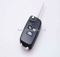 High quality Hyundai Sonata  modified 3 buttons flip key blank