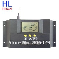 Wholesale Solar Panels Control System With LCD 30A 48V Free Shipping