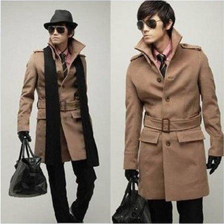 Thay đổi phong cách với áo khoác dạng dài