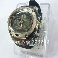 Freeshipping! Digital Light Sport Watch Silver Digital Sport wrist watch !