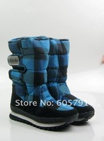 New Arrival Canvas Snowjoggers Sakura Snow Boots Full color