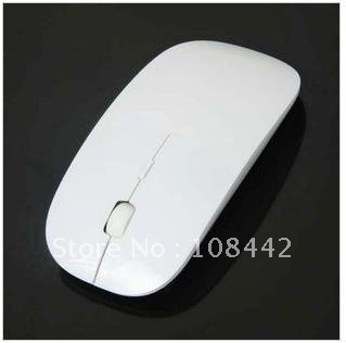 Manufacturers selling crystal box packing ultra-thin of wireless mouse laptop the mouse(China (Mainland))
