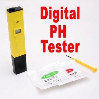 Aquarium pH Measure Meter Tester/Digital pH Meter Tester Pocket Pen For Aquarium Pool Water,school laboratory,etc.