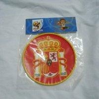 Wholesale spain team coasters /  water coasters / mats