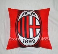 Car seat,headrest automotive car pillow,AC Milan football car pillow,10pcs