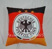 Car seat,headrest automotive car pillow,Germany football car pillow,10pcs
