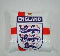 Car seat,headrest automotive car pillow,England football car pillow,10pcs
