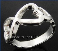 Directly factory price,Outstanding quality. Free Shipping 925 Sterling Silver ring, 925 Sterling Silver jewelry ,ring...R02