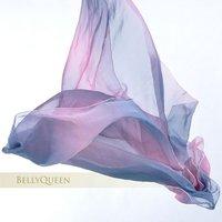Belly Dance Imitation Silk Veils Belly dance wear/Belly dance accessories 10pcs/lot Free Shipping