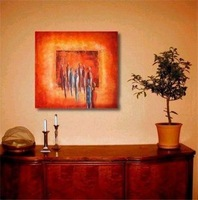 oil paintings on canvas 6 modern 100% handmade handpainted original directly from artist Y629 Art handmade abstract