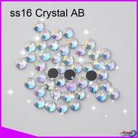 ly10591, dmc flatbackfix горный хрусталь ss10 crystal ab 1440шт/мешок, лучшие качества cpam бесплатно дешевые стразы оптом